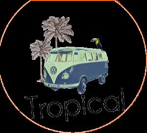 tropical scent - windsurfing gadget