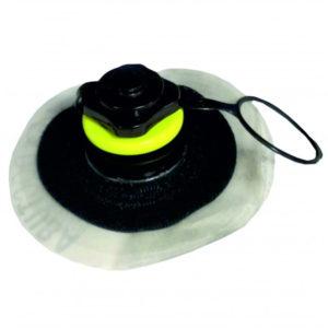Dr Tuba Naish inflate valve