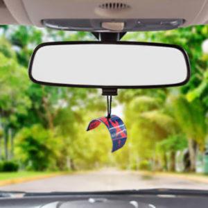 Kite Car Mirror Hanger